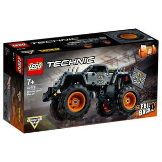 LEGO 乐高 科技系列 42118 疯狂大脚怪 Grave Digger越野车
