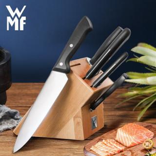 WMF 福腾宝 Classic Line系列 不锈钢刀具套组 6件套