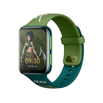 OPPO Watch 智能手表 46mm 英雄联盟限定版