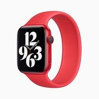 Apple 苹果 Watch Series 6 智能手表 GPS+蜂窝款 40mm 红色