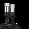 Snax Q希诺仕 60W快充数据线 双Type-C 1米