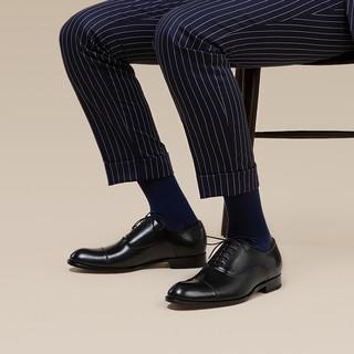 ThomWills 威世 B035 男士正装牛津鞋