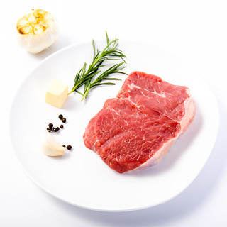 驰迈 原切整切牛排15片+送刀叉+送意面+送酱料