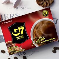 G7 COFFEE 中原咖啡 美式即溶黑咖啡 30g*2盒装