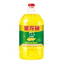 金龙鱼 非转基因大豆油5升