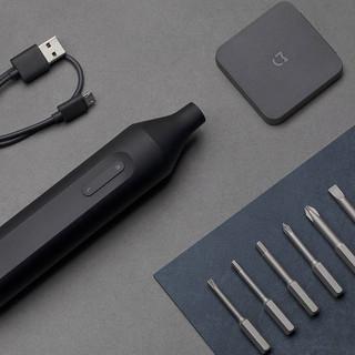 MIJIA 米家 MJDDLSD002QW 手自一体电动螺丝刀套装