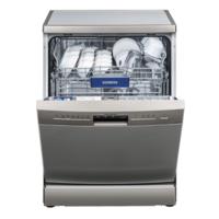 SIEMENS 西门子 iQ300系列 SJ236I00JC 独立式洗碗机 12套 银色