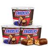 SNICKERS 士力架 花生夹心巧克力 全家桶