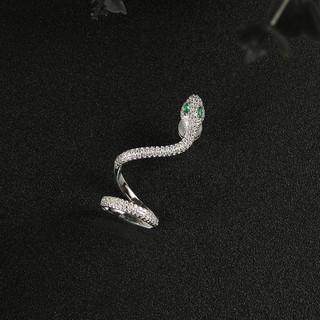 APM Monaco 新款单只小众蛇形耳骨夹耳环耳夹女高级耳饰