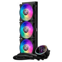 学生专享:SUPER FLOWER 振华 NEON360 LB360 ARGB水冷散热器