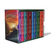 20日18点:《Harry Potter 哈利波特》(英文原版、礼盒装、套装共7册)