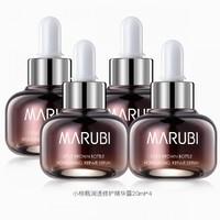 MARUBI 丸美 小棕瓶润透修护精华露 20ml*4瓶装