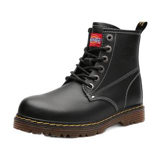 Dickies 帝客 男士高帮马丁靴 194M50LXS28 黑色 36