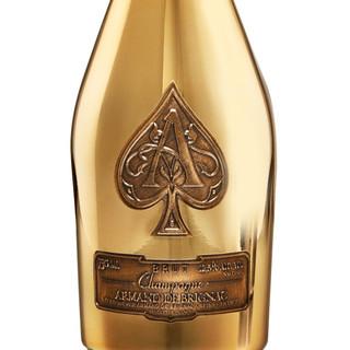 黑桃A 香槟 黄金版 750ml