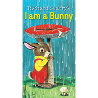 《I Am a Bunny 我是一只小兔》(精装,英文原版)