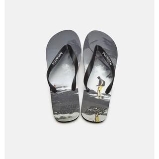 hotwind 热风 H61M1209 男士沙滩拖鞋 黑色 M