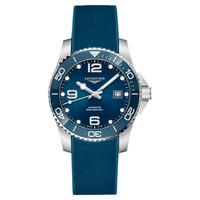 LONGINES 浪琴 运动康卡斯潜水系列 43毫米自动上链腕表 L3.782.4.96.9