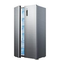 VIOMI 云米 BCD-545WMSA 单循环 风冷对开门冰箱 545L 银色