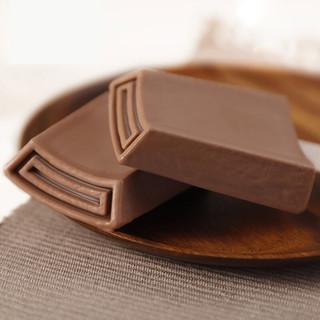 Chicecream 钟薛高 丝绒可可雪糕 牛奶巧克力口味