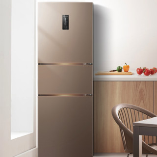 MELING 美菱 十分净系列 P3CX 风冷三门冰箱