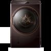 TOSHIBA 东芝 DGH-127X9D(Z) 热泵洗烘一体机 12KG 棕色