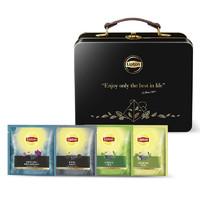 有券的上:Lipton 立顿  尊萃之选系列 三角茶包 48包 共76.8g