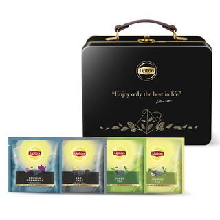 Lipton 立顿 尊萃之选 三角茶包尊享装 红茶 76.8g 48包
