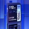 Lexar/雷克沙  1066X SD存储卡 512GB