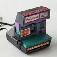 Polaroid 宝丽来 唐人街市场600拍立得