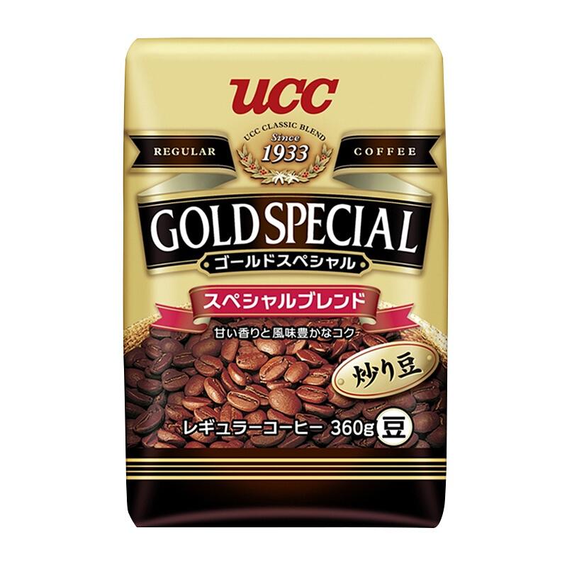 UCC 悠诗诗 风味咖啡豆 360g