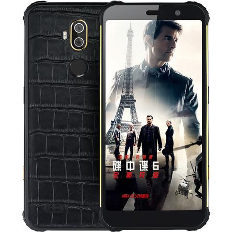 AGM AGM  X3 骁龙845 户外三防智能手机 8G 128G 鳄鱼纹皮质套装版 双卡双待 游戏手机 鳄鱼纹JBL套装版 8G 128G