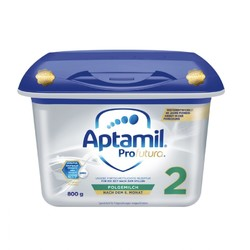 Aptamil 爱他美 白金版 奶粉 德国版 2段 800g