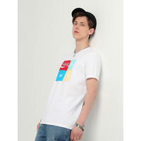 Lee 可口可乐联名 L395973RXK14 男士T恤