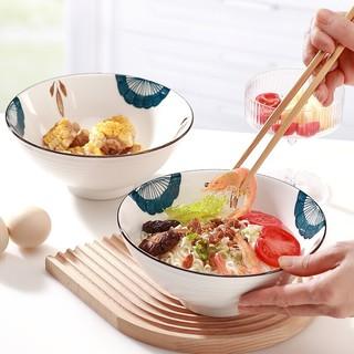 京喜 : 孟垣 日式家用拉面碗 8英寸 2只装