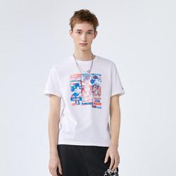 Semir 森马 12B040001072 男士短袖T恤
