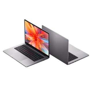 Redmi 红米 红米 RedmiBook Pro 15 15.6英寸 轻薄本 灰色(酷睿i5-11300H、核芯显卡、16GB、512GB SSD)+赠电脑包