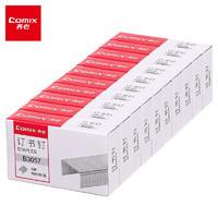 Comix 齐心 B3057 10#订书钉 10盒装