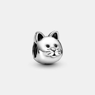 PANDORA 潘多拉  791706-A 萌宠宝贝可爱猫咪串珠