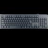KUMISUO 酷米索 KB-L-001 104键 有线薄膜键盘 黑色 无光