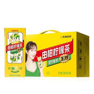 DONGPENG 东鹏 王炸 由柑柠檬茶