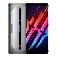 PLUS会员:nubia 努比亚 红魔6 Pro 5G游戏手机 16GB+256GB 冰刃银