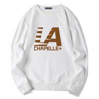 La Chapelle 拉夏贝尔 男女款圆领卫衣 LDLAW006H