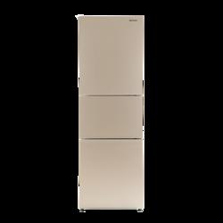 Panasonic 松下 NR-EC26WPA-N 三门冰箱