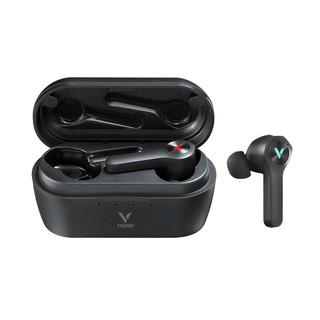 RAPOO 雷柏 VM700S 入耳式真无线蓝牙耳机 黑色