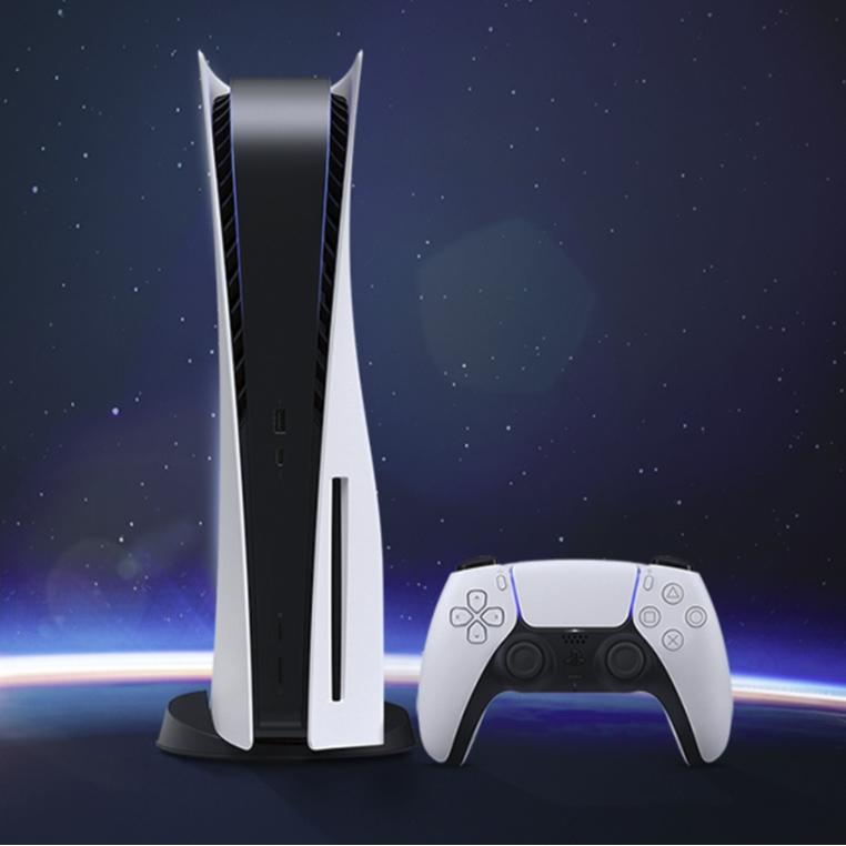 SONY 索尼 国行 PlayStation5 PS5 游戏主机 光驱版
