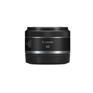Canon 佳能 RF50mm F1.8 STM 全画幅微单定焦镜头