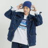 Lee X-LINE L432014MRAZE 男士牛仔衬衫