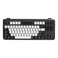 IQUNIX Slim 87键 有线机械键盘 黑色 Cherry红轴 无光