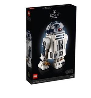 乐高 75308 成人益智积木高难度巨大型R2-D2星球大战男女孩系列lego