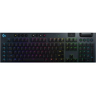 logitech 罗技 G913 104键 2.4G Lightspeed 双模无线机械键盘